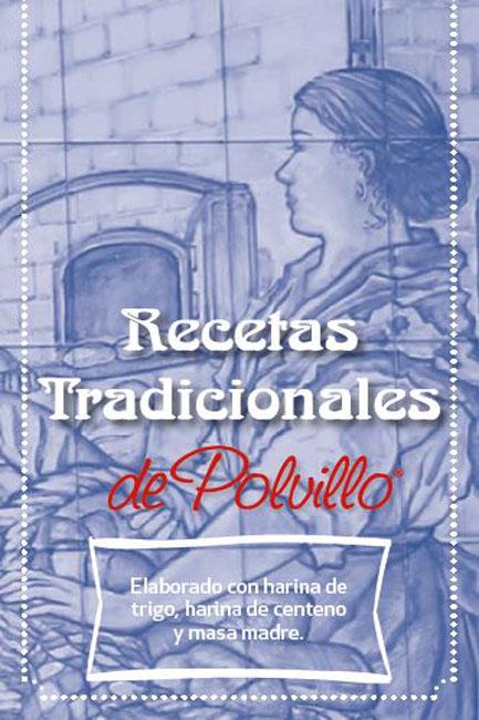 Recetas tradicionales Polvillo