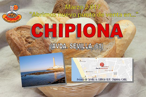 Panaderia Polvillo Chipiona