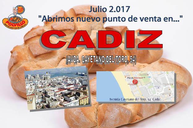 Tienda Polvillo en Cadiz