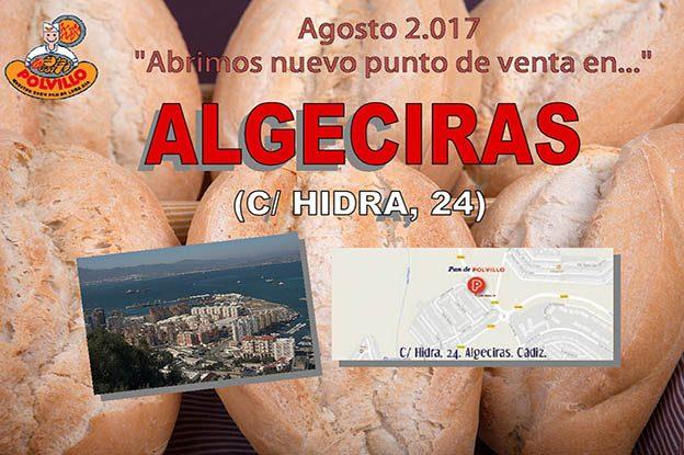 Apertura Tienda Polvillo en Algeciras Cadiz
