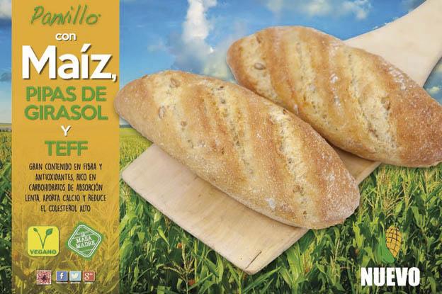 Pan de maiz de Polvillo