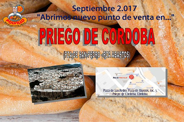 Tienda Polvillo en Priego de Córdoba