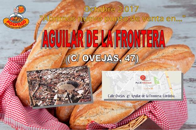 Tienda Polvillo en Aguilar de la Frontera