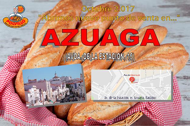 Tienda Polvillo en Azuaga