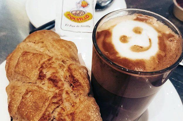 desayunos con pan
