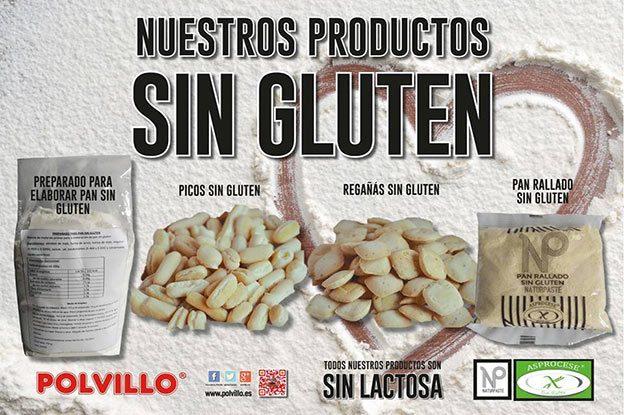 deliciosos sin gluten