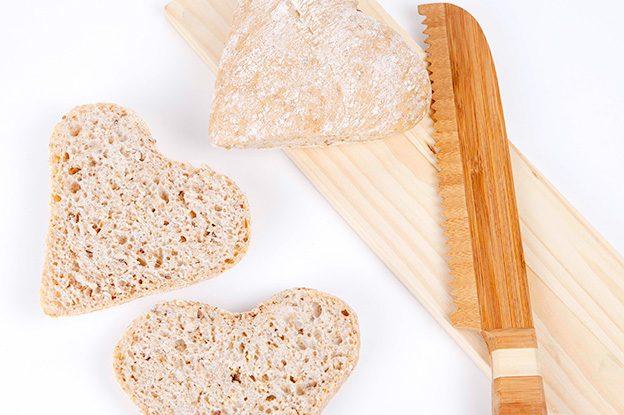 desayunar con pan