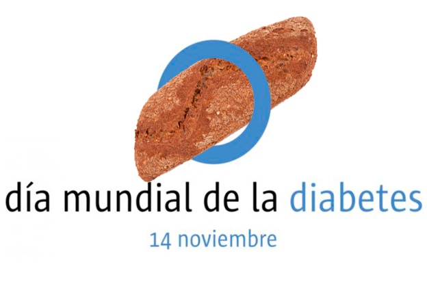 Dia Mundial de las Diabetes 2018. Pan integral