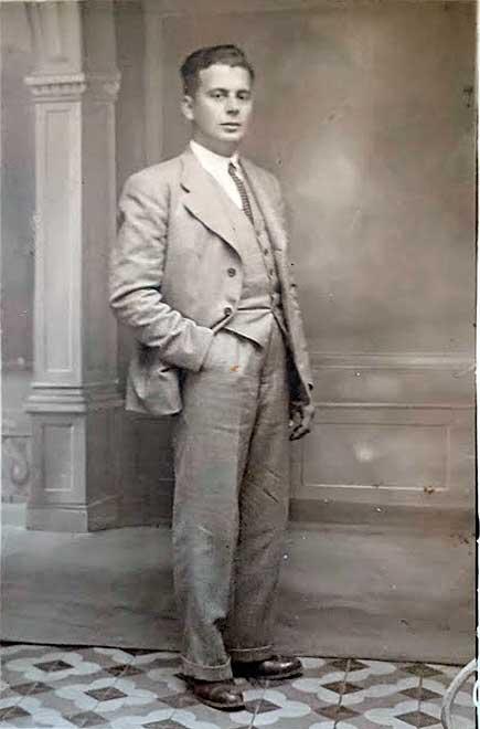 Fundador Fernando Polvillo de Panaderías Polvillo