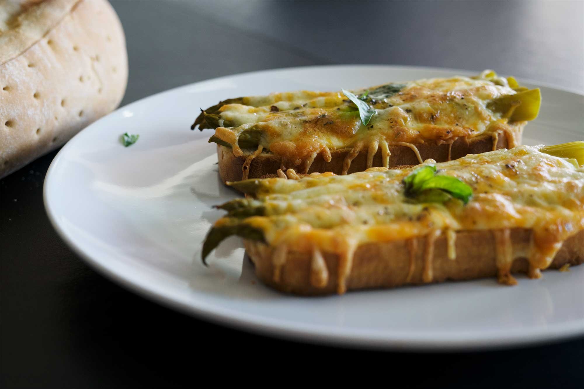 panini 4 quesos