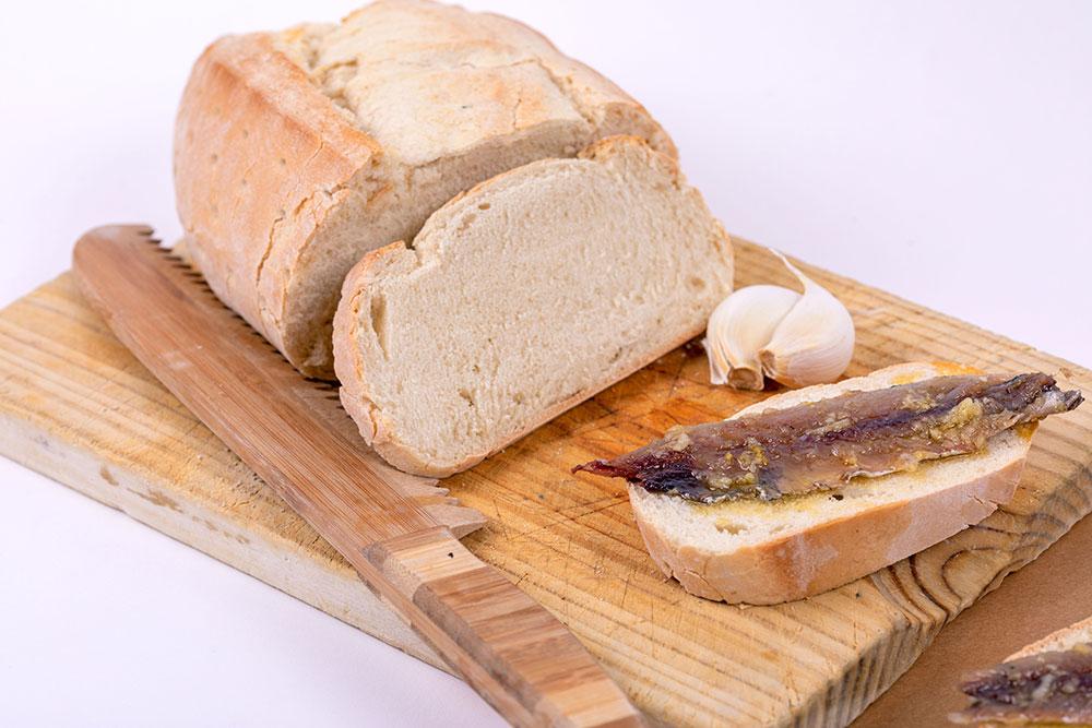 pan sin lactosa